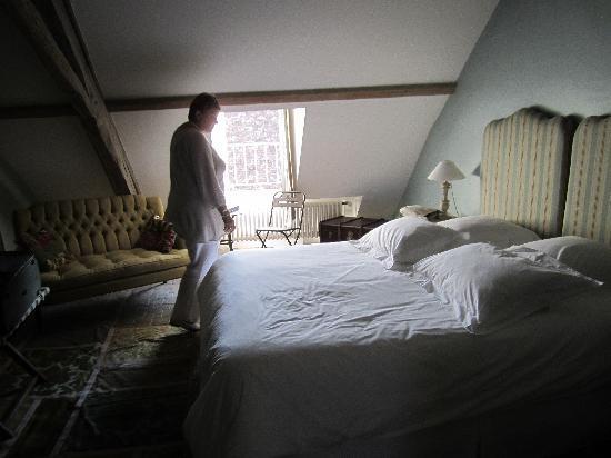 Hotel de Suhard: chambre