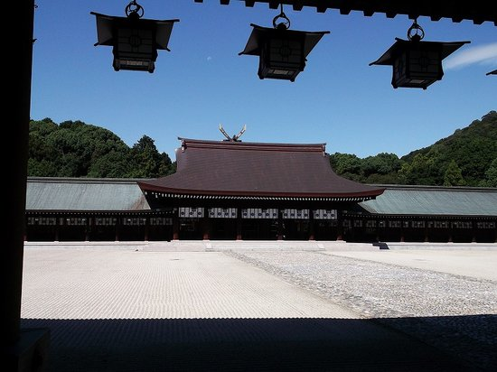 Kashihara, Ιαπωνία: 神宮内