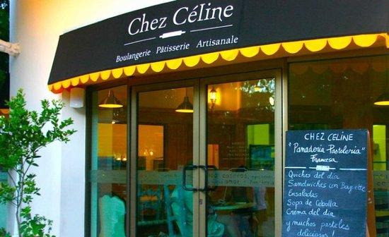 Chez Céline : Magnifico Ambiente