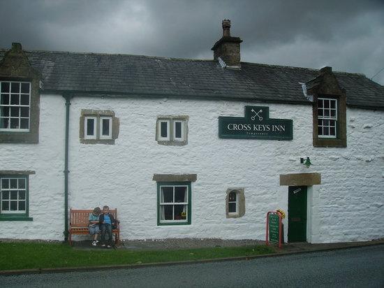The Cross Keys Temperance Inn: Cross keys