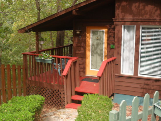 The woods resort treehouse eureka springs ar Cabins eureka ca