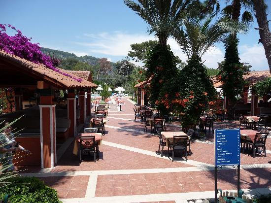 SENTIDO Sultan Beldibi : l'hotel