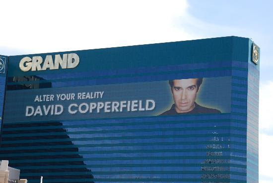 david copperfield at mgm