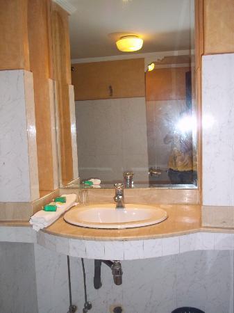 Hotel Diwan Casablanca : bagno
