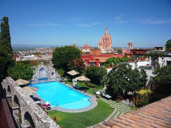 Belmond Casa de Sierra Nevada: View of San Miguel