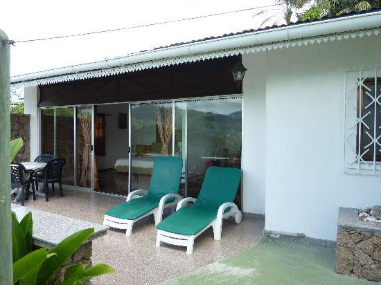 Anse Soleil Resort: terrazza