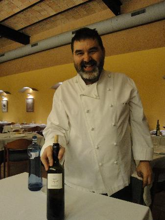 El Celler de l'Aspic: Chef/Owner/Sommelier
