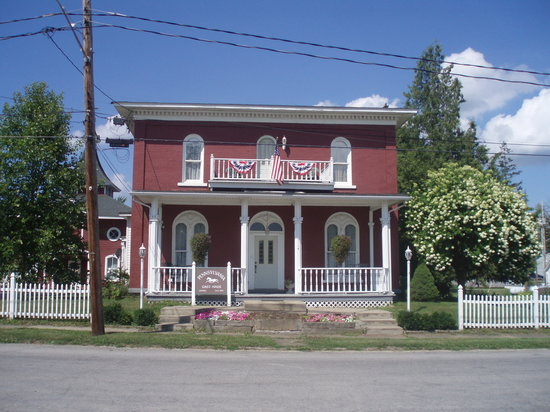 Spartansburg, PA: Bed & Breakfast
