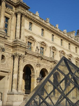 Hotel Terminus Montparnasse: Louvre