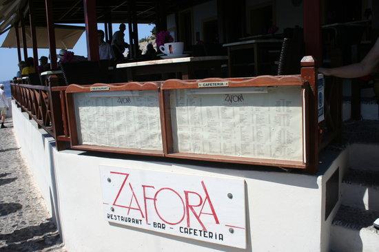 Zafora