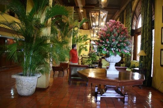 Hotel Santo Domingo: Lobby del hotel