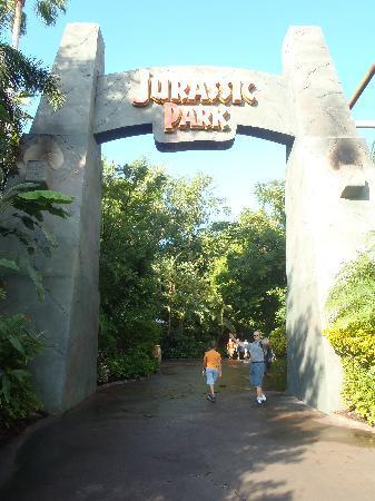 ยูนิเวอร์ซัลส์ ไอส์แลนด์ ออฟ แอดเวนเจอร์: Jurassic Park