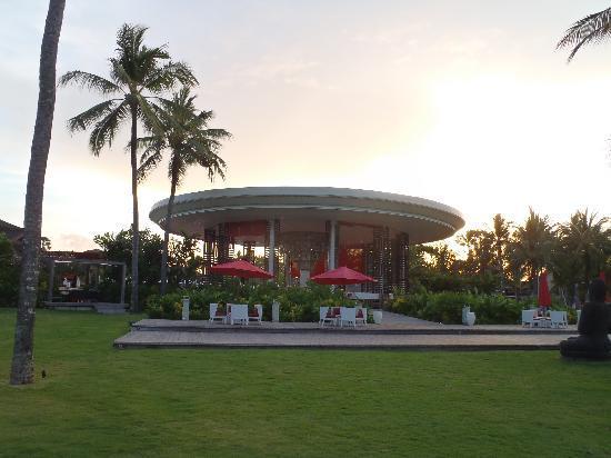 Club Med Bali: Bar Area