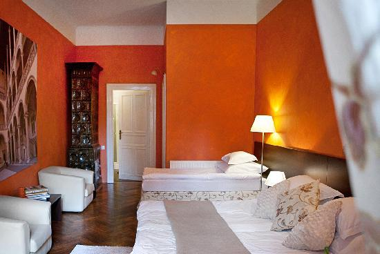 Cracowdays Apartments: Standard triple room- Chianti
