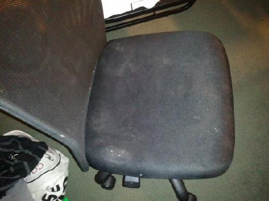 Extended Stay America - Chicago O'Hare - Allstate Arena: dirty chair