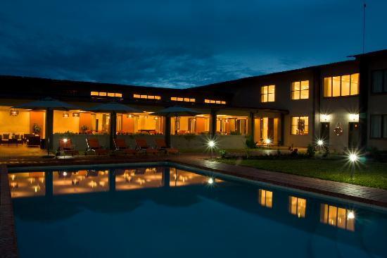 Protea Hotel Chipata Swimming Pool