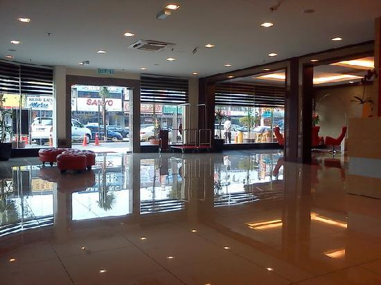 Grand Sentosa Hotel: Lobby