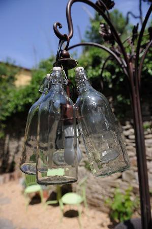 Locanda Pane e Vino: giardino