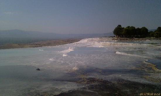 Pamukkale Thermal Pools: The traverstines av Pamukkale