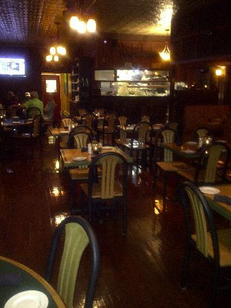 Market Place Steak House & More: Warm cozy atmosphere