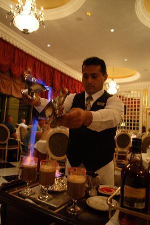Iberostar Grand Paraiso: Mayan Coffee at Gourmet