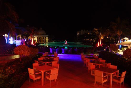 Iberostar Grand Paraiso: Evening under the Stars night