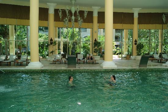 Iberostar Grand Hotel Paraiso: IGP indoor spa pool