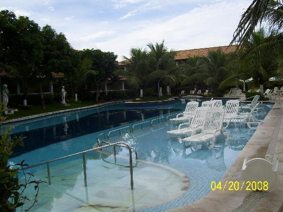 Atlantico Buzios Hotel: pileta
