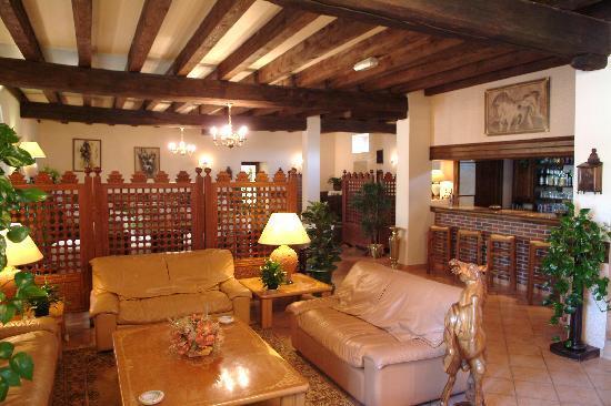 Hostellerie Domaine de Montgivroux: Es^pace VOLUBILIS