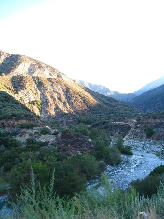 Azusa, Kalifornien: Angeles National Forest