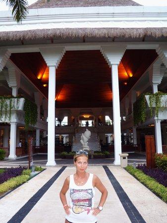 Grand Sunset Princess All Suites Resort: reception