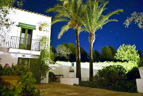 Hotel Cas Gasi: Cas Gasi Ibiza - ...watching the stars