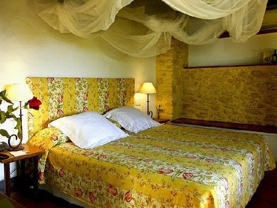 Hotel Cas Gasi: El hotel está rodeado de flores de diferentes aromas y belleza excepcionales que despliegan sus