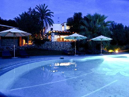 Hotel Cas Gasi: Cas Gasi Ibiza - The Big Swimming Pool - La Piscina Grande