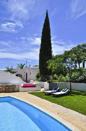 Hotel Cas Gasi: Cas Gasi Ibiza - The Small Swimming Pool