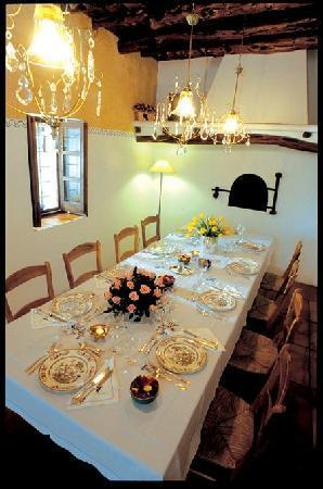 Hotel Cas Gasi: Cas Gasi ofrece a través de su restaurante una excelente muestra de auténtica cocina mediterráne