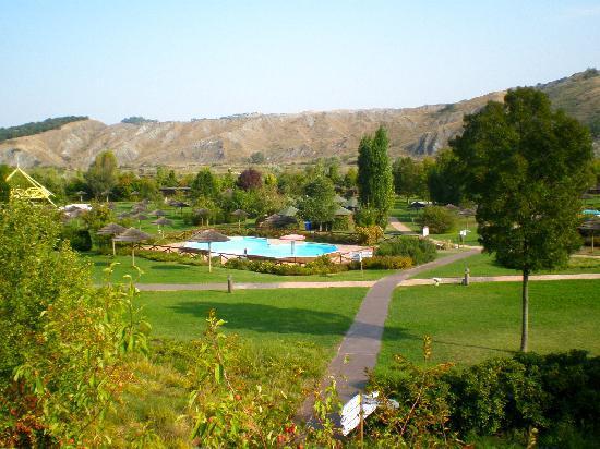 Villaggio della Salute Piu: dal terrazzo prendisole