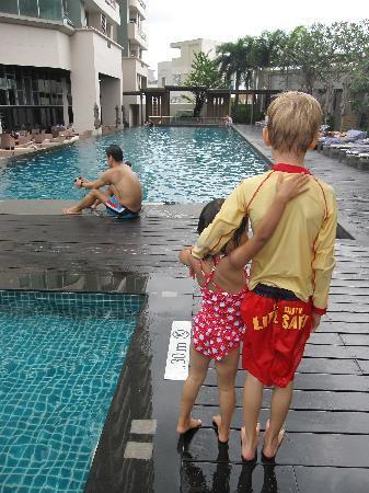 อนันตรา กรุงเทพฯ สาทร: kids pool