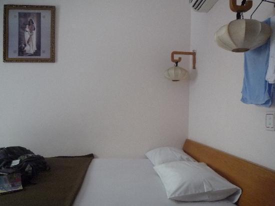 Hotel 68: 泊った部屋です