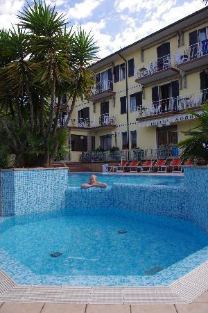 Hotel Sorriso: Hotel pool