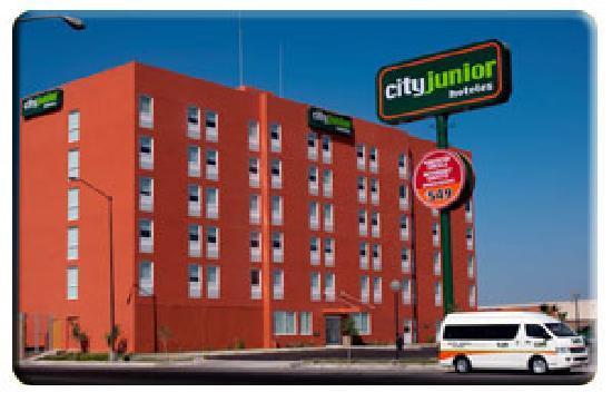 City Express Junior Tijuana Otay: CJTIO