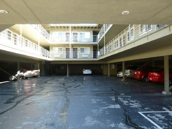 Americas Best Value Inn Golden Gate: motel