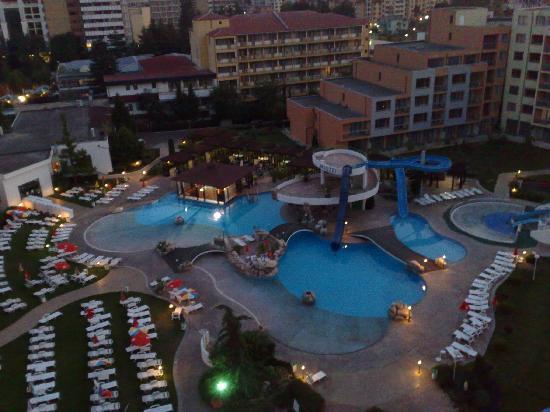 Trakia Plaza Hotel : бассейн