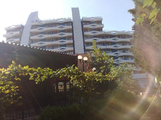 Trakia Plaza Hotel : вид отеля