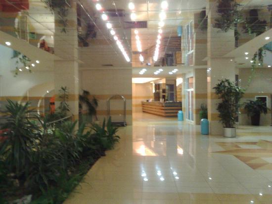 Trakia Plaza Hotel : хол 1 этаж