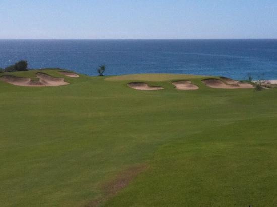 Puerto Los Cabos Golf Club: Una de las vistas.