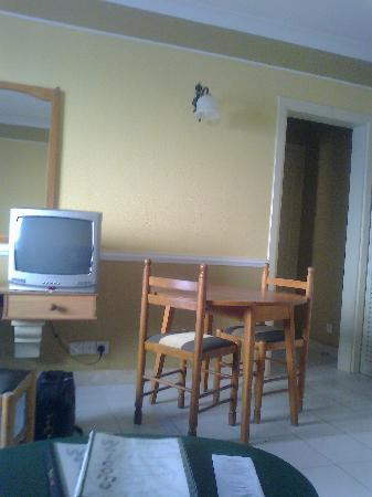 Soreda Hotel: Lounge