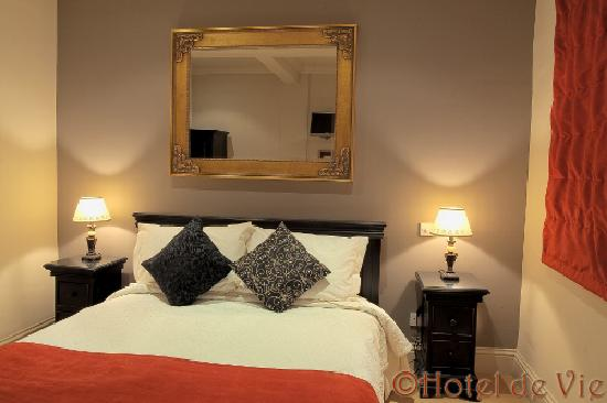 Hotel de Vie: Gothic Nights - one of our luxury double rooms