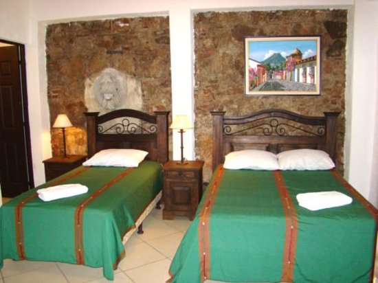 Hotel Casa Antigua: Each room is uniquely different