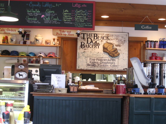 Photo of American Restaurant Black Dog Bakery Cafe at 509 State Rd, Vineyard Haven, MA 02568, United States